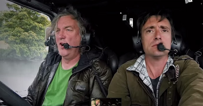 Top gear Peltor headsets
