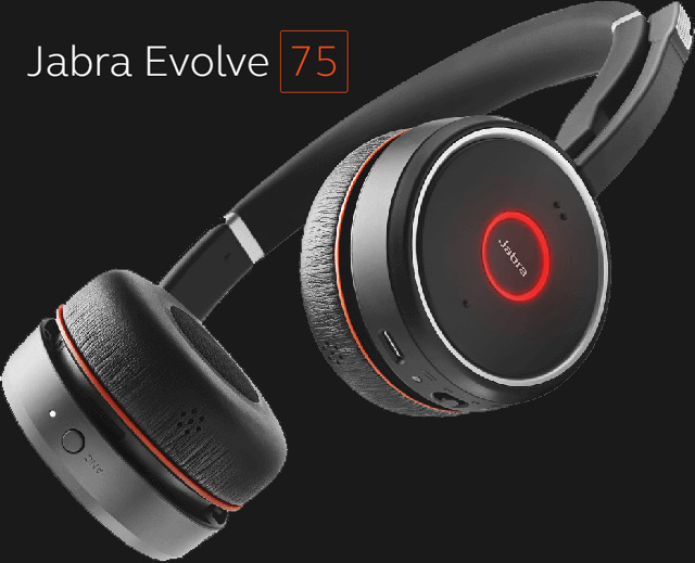 Introducing The Jabra Evolve 75 Best4systems