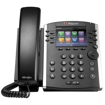 Polycom vvx410 ip phone