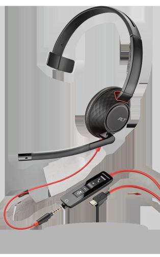 plantronics blackwire 5210