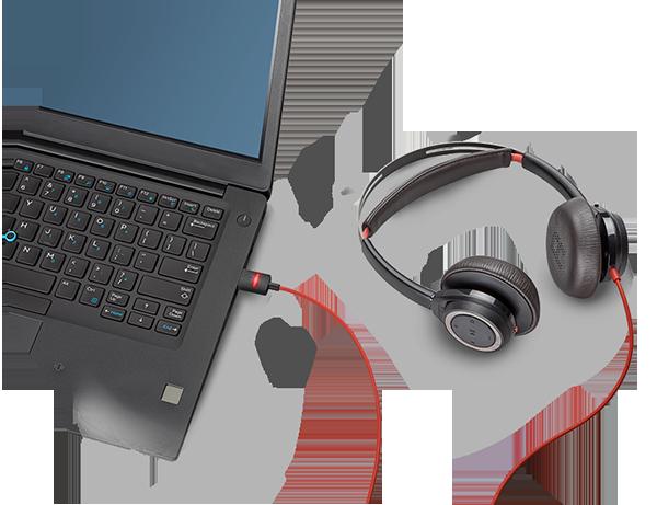 Plantronics Blackwire 7225 Headset