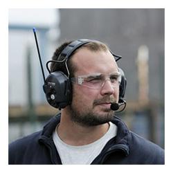 Peltor LiteCom Ear Defenders – Work and Talk