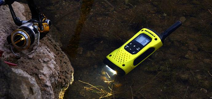 waterproof radios