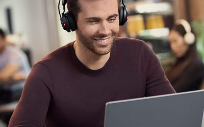 Flexible Working With Jabra