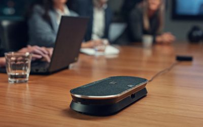 The New EPOS EXPAND 80 Bluetooth Speakerphone