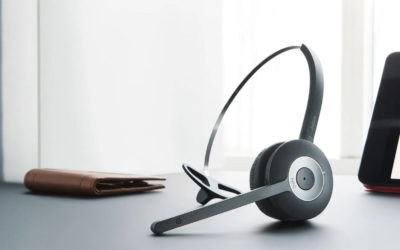 Call Center Headsets by Jabra