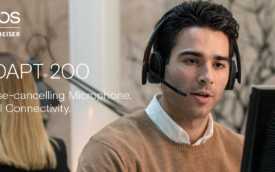 The New EPOS Sennheiser Adapt 200 Headsets