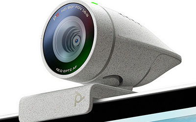 Poly Studio P5 Webcam for Teams and Zoom