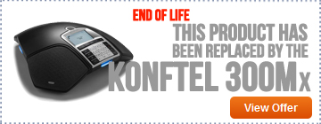Konftel 300Mx Audio Conference Phone