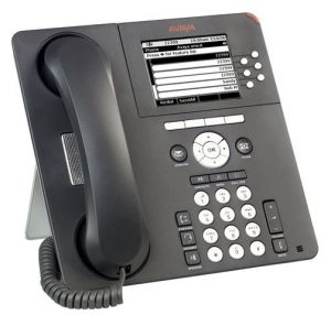 Avaya 9630G IP Telephone - 1 Gigabit