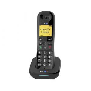 BT 1100 Cordless DECT Telephone