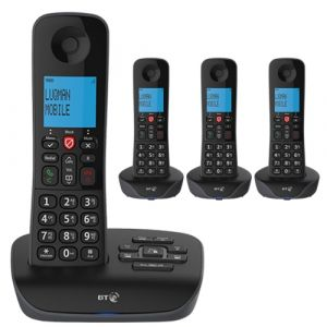 BT Essential DECT Phone