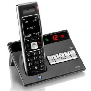 BT Diverse 7450+ DECT cordless phone and Answering Machine