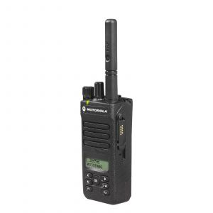Motorola MOTOTRBO DP2600E Two Way Radio Inc. Attenna Inc. Charger