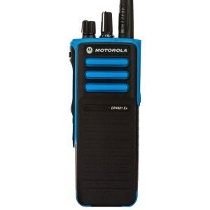 Motorola MOTOTRBO DP4401Ex Analogue / Digital ATEX Two-Way Radio