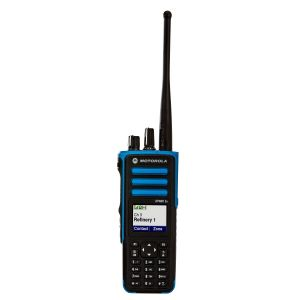 Motorola MOTOTRBO DP4801Ex Analogue / Digital ATEX Two-Way Radio