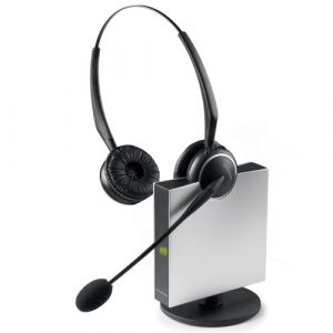 Jabra 9120 Duo Headset and base