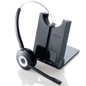 Jabra PRO 930 Mono USB Wireless Headset - Refurbished