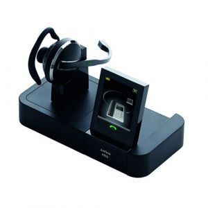 Jabra PRO 9460 Mono Mutliuse Headset with Touch Screen Base
