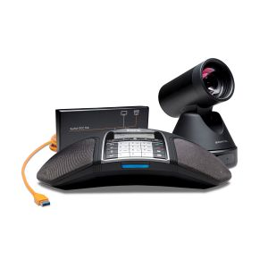 Konftel C50300Wx Hybrid SIP Wireless Video Conference Phone