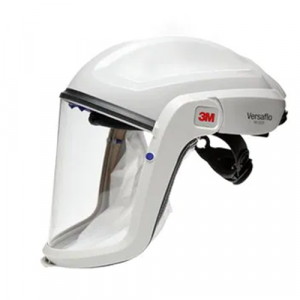 3M™ Versaflo™ M-207 Respiratory Helmet with Flame Resistant Poly Faceseal