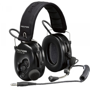 3M™ Peltor™ Tactical XP Headset with Boom Mic