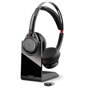 Plantronics Voyager Focus UC B825 Headset - Inc Charging Stand