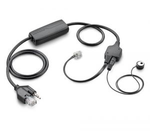 Plantronics APV-63 Electronic Hook Switch (EHS) for Savi Office and CS500 Range