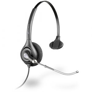 Plantronics HW251 Supraplus Wideband Monaural Headset - Refurbished