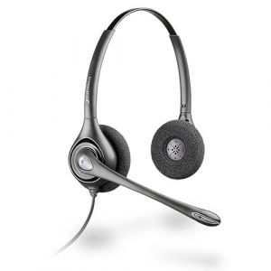 Plantronics HW261N Supraplus Wideband Binaural NC Headset - Refurbished - Headset