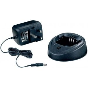Motorola PMLN5191B Desktop Rapid Single Charger - UK Plug