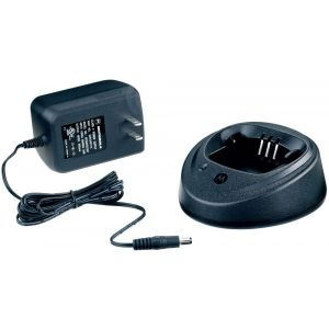 Motorola PMLN5192B Desktop Rapid Single Charger - EU Plug