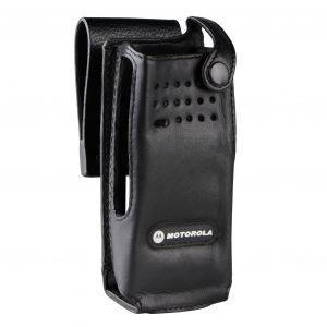 Motorola PMLN6098A Soft Leather Carry Case with 2.5