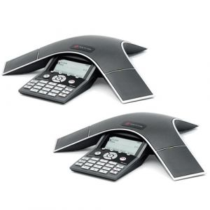 Polycom IP7000 VoIP Conference phone - Twin Pack