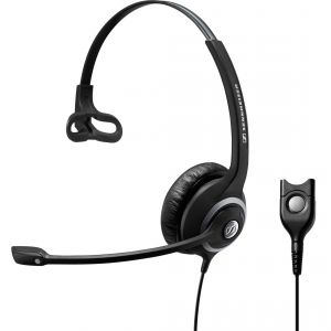 Sennheiser SC 238 Monaural High Impedance QD Headset