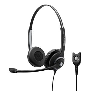 Sennheiser SC 268 Binaural High Impedance QD Headset