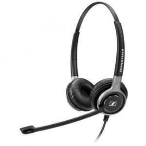 Sennheiser SC 662 Binaural Low-Impedance QD Headset