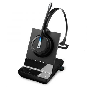 Sennheiser SDW 5014 DECT Wireless Convertible Headset - PC/Softphone & Mobile