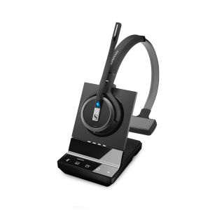 Sennheiser SDW 5035 Wireless DECT Monaural Headset - Deskphone & PC/Softphone