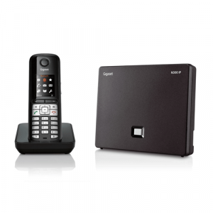 Siemens Gigaset S510H Phone and N300IP Base Bundle