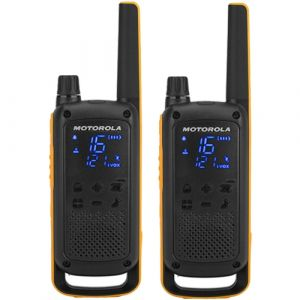 Motorola Talkabout T82 Extreme Licence Free Radios Twin Pack