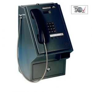 Titan Solitaire 6000HS High Security Armoured Payphone