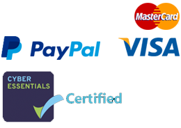 Secure Shopping and Cyber Essentials Certified